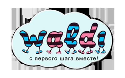 Waldi - детские тапочки