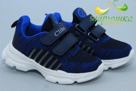Кроссовки Clibee L-16-3 для мальчика синие