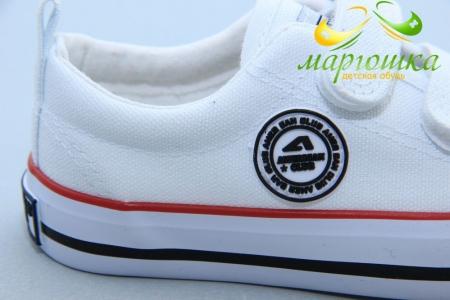 Кеды American Club LH41/20A белые