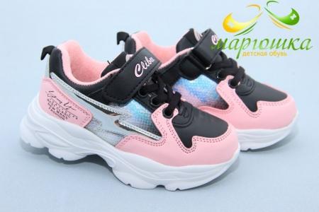 Кроссовки Clibee F960-1 для девочки