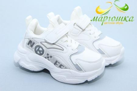 Кроссовки Clibee L159-2 белые