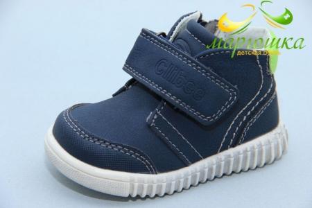 Ботинки Clibee P361 для мальчика синие