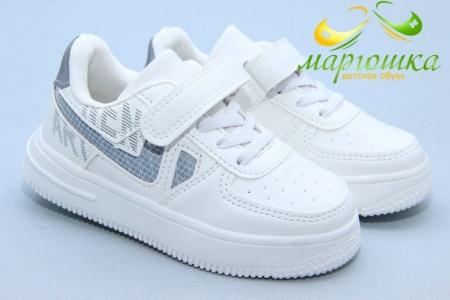 Кроссовки W.Niko AG231-1 для девочки белые
