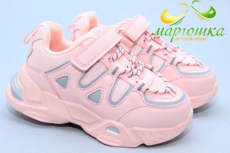 Кроссовки Tom.M 7983B для девочки розовые