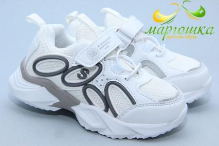 Кроссовки С.Луч L278-3 белые