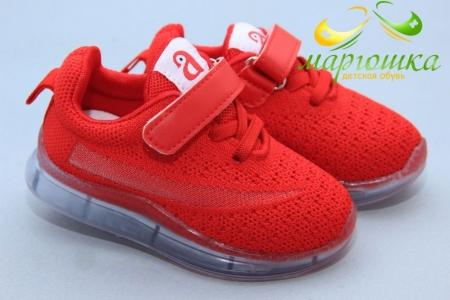 Кроссовки Apawwa QC62-1 красные
