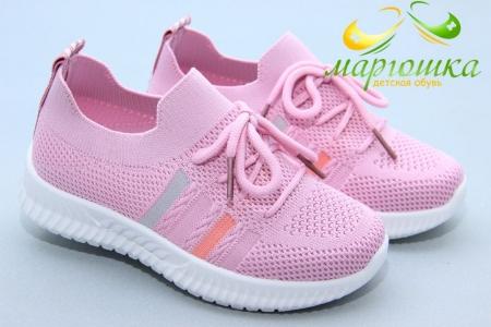 Кроссовки Tom.M 9292A для девочки розовые