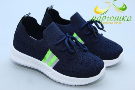Кроссовки Tom.M 9291B для мальчика синие