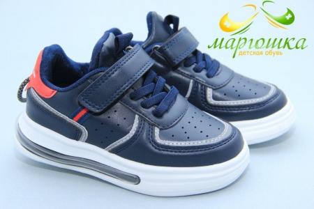 Кроссовки Jong Golf B10197-1 для мальчика синие