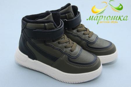Ботинки Jong Golf B30243-5 для мальчика хаки