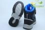 Термоботинки B&G TERMO ZTE21-1/01 для мальчика синие