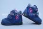 Ботинки Tom.M C-T02-81-D для девочки синие (A)