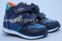 Ботинки BIKI C-B02-72-A для мальчика синие (A)