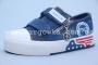Кеды Bessky 6375-1 для мальчика синие (G)