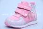 Ботинки BIKI C-B03-06-B для девочки розовые (A)