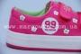 Кеды Bessky 6368-3 для девочки малиновые (G)