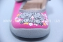 Тапочки Waldi 124-641 для девочки розовые (A)