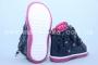 Ботинки Солнце LS202A для девочки синие (A)