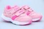 Кроссовки Clibee F701-2 для девочки розовые (A)
