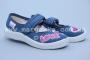 Тапочки Waldi 60-665 для девочки синие (A)