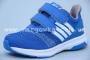Кроссовки KLF 6158-7A для мальчика синие (G)