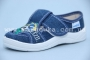 Тапочки Waldi 60-608 для мальчика синие (A)