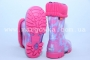 Резиновые сапоги Demar 0038C для девочки (A)