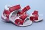 Босоножки Calorie A166-3С для девочки красные (G)