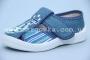 Тапочки Waldi 60/133-683 для мальчика синие (A)