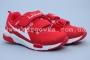 Кроссовки KLF 261-6A красные (G)