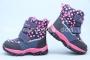 Ботинки Tom.M 3601B для девочки синие (A)
