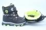 Ботинки Tom.M 3670A для мальчика чёрные (A)