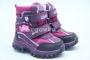 Ботинки Tom.M 3934C для девочки фиолетовые (A)