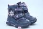 Ботинки Tom.M 3851B для девочки синие (A)