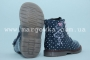 Ботинки С.Луч M566-2 для девочки синие (A)