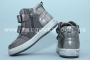 Ботинки Tom.M C-T17-78-C для девочки серебристые (A)