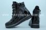 Ботинки BIKI C-B21-61-A для девочки чёрные (A)
