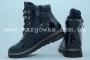 Ботинки BIKI C-B21-61-D для девочки синие (A)