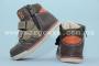 Ботинки Солнце PT713-C для мальчика коричневые (G)