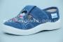 Тапочки Waldi 60-674 для мальчика синие (G)