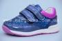 Кроссовки С.Луч G7815-1 для девочки синие (G)