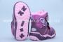 Ботинки Tom.M 1570D для девочки фиолетовые (G)