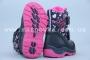 Термо-ботинки B&G TERMO RAY175-23 для девочки синие (A)