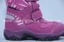 Термо-ботинки B&G TERMO R181-40P для девочки розовые (A)