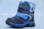 Ботинки Tom.M 0903B для мальчика синие (G)