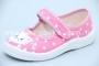 Тапочки Waldi 0070 для девочки розовые