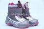 Термо-ботинки B&G TERMO RAY185-40 для девочки серые (G)