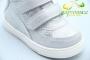 Ботинки С.Луч Y353-3 для девочки серебристые