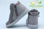 Ботинки С.Луч Y354-2 для девочки стальные