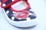 Тапочки Waldi 0016 для девочки синие (A)